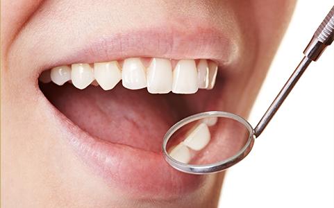 歯の対象について